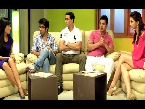 Desi Boyz in the making - segment 2