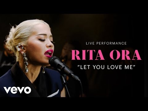 Rita Ora - quotLet You Love Mequot Live Performance  Vevo