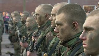Eindoefening mariniers: grenzen verleggen tijdens finaleweek