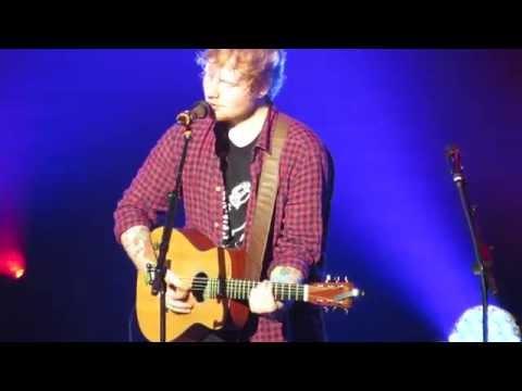 Ed Sheeran-Photograph-NYC 6/14/14