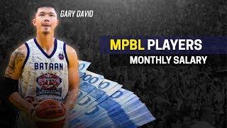 Magkano ang Sahod ng mga MPBL Players? | Star Players to Banko Monthly Salary