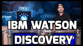 IBM Watson Discovery