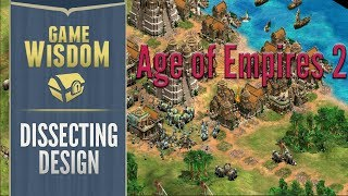The Ageless-ness of Age of Empires 2 -- Dissecting Design