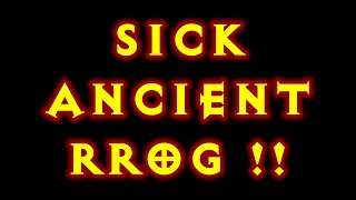 SICK ANCIENT RROG! Warning Loud Video!