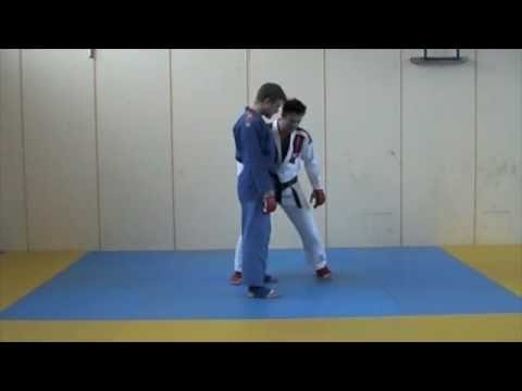 Lesson 3 - Tani Otoshi - Jiu-Jitsu Fighting Lesson (JJIF) Advanced Part 2 Image 1