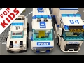 LEGO Police Cars Compilation mp3