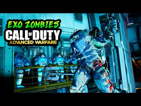 Call Of Duty: Advanced Warfare - Supremacy DLC Zombies & Multiplayer! (Call of Duty AW DLC Gamep