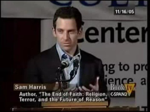 Sam Harris On Religious Moderates And Islamic Fundamentalists (2/2)