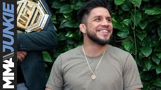 Henry Cejudo full L.A.  media day interview ahead of UFC 238