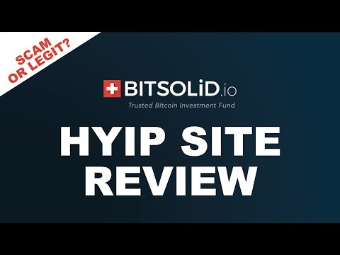 Genuine hyip sites free download