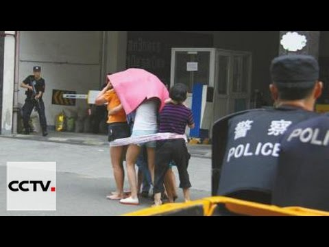 Chinese police release 5 hostages in Sichuan province