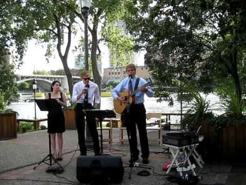 Will and Kyle singing at Matt and Sarah's Wedding Video