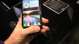 LG Optimus 4X HD Hands-On