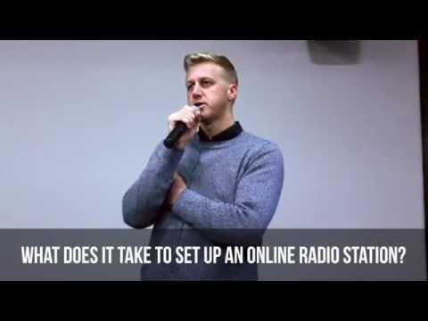 Q&A With Gareth Cliff: What Does It Take To Set Up An Online Radio Station?