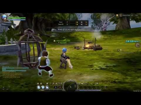 Dragon Nest Gameplay BR 2014 HD