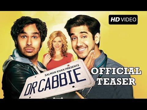 Dr.Cabbie (Official Teaser) - Vinay Virmani | Kunal Nayyar
