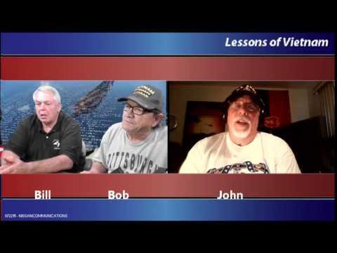 Lessons of Vietnam - 07-22-2015 - w/ author John Podlaski -
