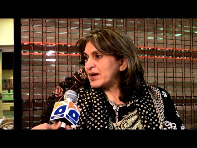 fauzia Kasuri of PTI visits Toronto