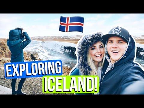 EXPLORING ICELAND & GOLDEN CIRCLE TOUR!