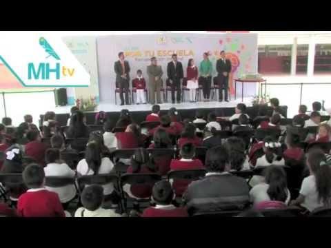 MH Rehabilita la Escuela Primaria República de Costa Rica