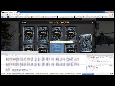 BFP4F funds hack/glich (no download) Daily Draw hack/glich