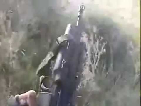 5 Meter firefight, Sangin valley Afghanistan