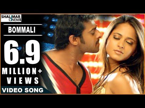 Billa Movie | Bommali Video Song | Prabhas, Anushka