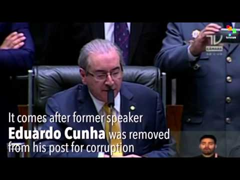 The Impeachment Vote Against Dilma Rousseff Has Been Annulled