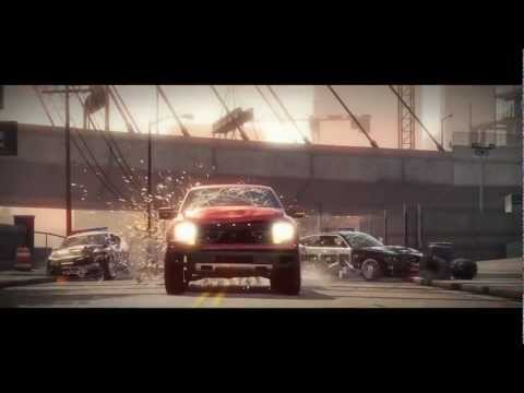 Trailer Need For Speed Most Wanted 2012 (E3 2012) Full HD