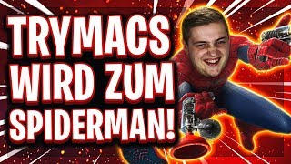 😂🕸🕷SO MACHT FORTNITE SPAß! | Duo vs Noob Squads! Grappler = Spider-Man