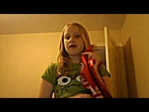 my new leotard by gymnastics girl thumbnail