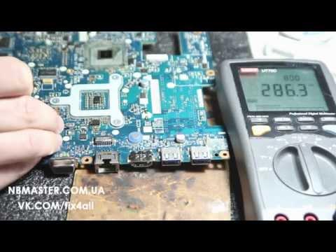 Видео как проверить работоспособность контроллера