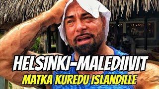 Helsinki-Malediivit - Matka Kuredu Islandille