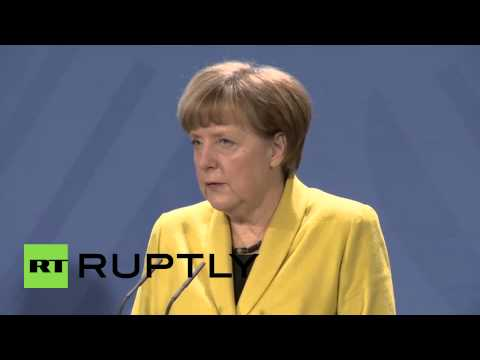 Germany: Merkel rules out Greece reparations as she meets Tsipras