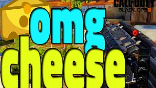 OMG THE CHEESE!!! WHY WOULD HE DO THAT? - Call of Duty : Black Ops 3 | MULTIPLAYER GAMEPLAY