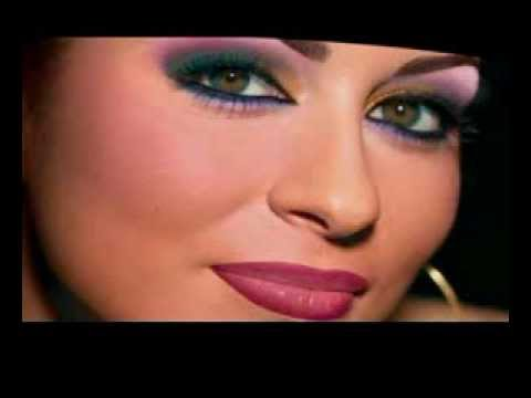 arabic makeup photos. MAC Makeup: Hot Bombshell Look