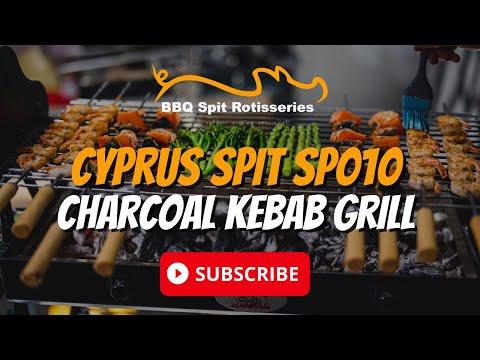 Shish Kebab Charcoal Grill Sp010 Charcoal Kebab Grill