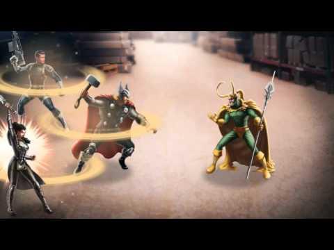 Marvel: Avengers Alliance — награды игры