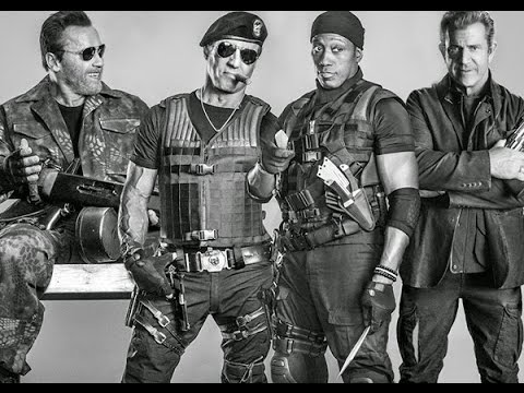 THE MOVIE ADDICT REVIEWS Expendables 3 (2014) AKA RANT