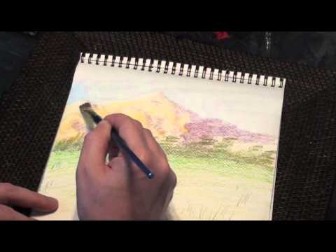 Derwent Watercolor Pencils vs Inktense Pencils