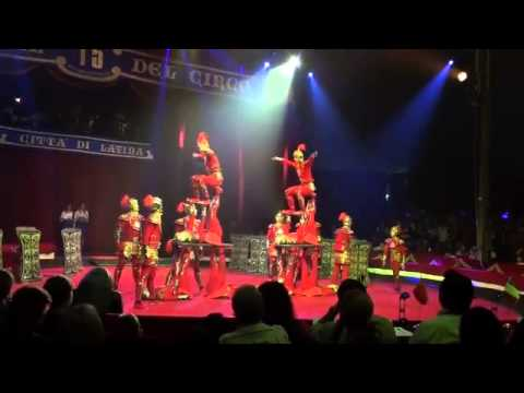 Games Games Circus Acrobats Games 15th Int Circus