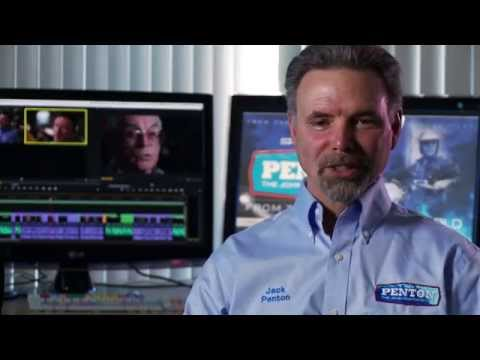 Penton Film Movie Captain Message from Jack Penton