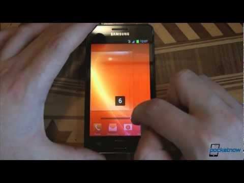 Samsung Galaxy S II Running the Official Ice Cream Sandwich ROM XXLPQ