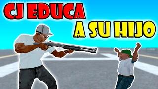 GTA San Andreas Loquendo - CJ Educa a su Hijo