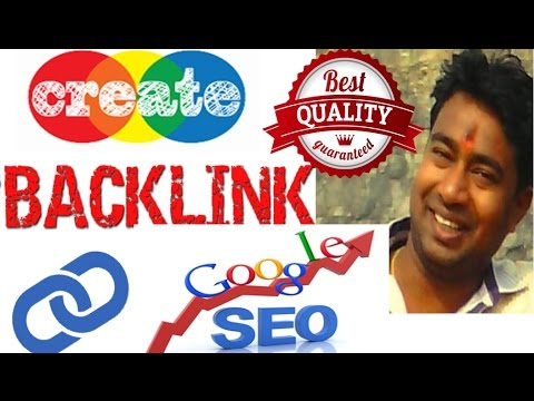 How to create High PR Quality Backlinks !! OFF PAGE SEO  TUTORIAL - 2
