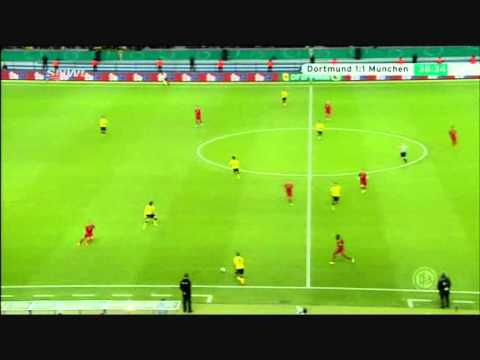 Lukasz Piszczek vs Bayern Munich (1st Half)  [Welcome to Real Madrid?]