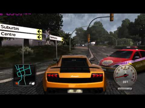 Test Drive Unlimited 2 - Unofficial Patch v0.4 Lamborghini Galalrdo LP 570-