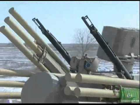 What the Russians gave to Syria: The Pantsir-S1 anti-air missile