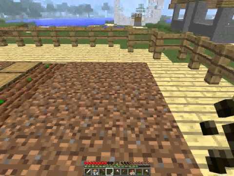 Minecraft - Victory и новые фермы - (New 5 серия)