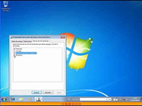 Aprenda el manejo del nuevo Sistema Operativo Windows 7